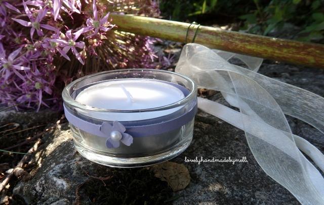 Teelicht Hochzeit