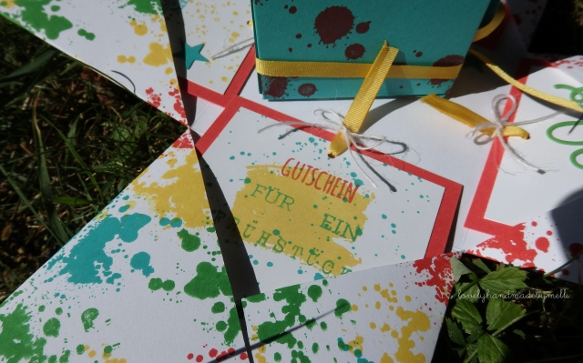 Explosionsbox Geburtstag